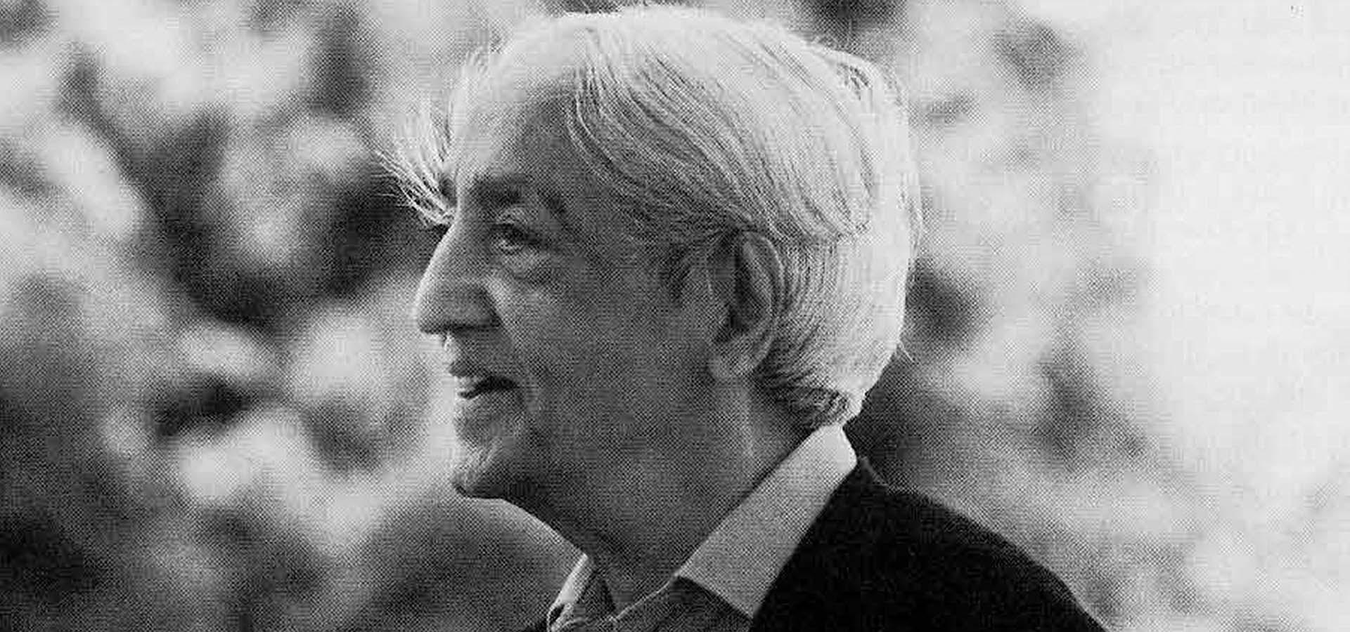 Jiddu Krishnamurti - Εδραιώνοντας αληθινή Σχέση με την Ανθρωπότητα - Εις Εαυτόν