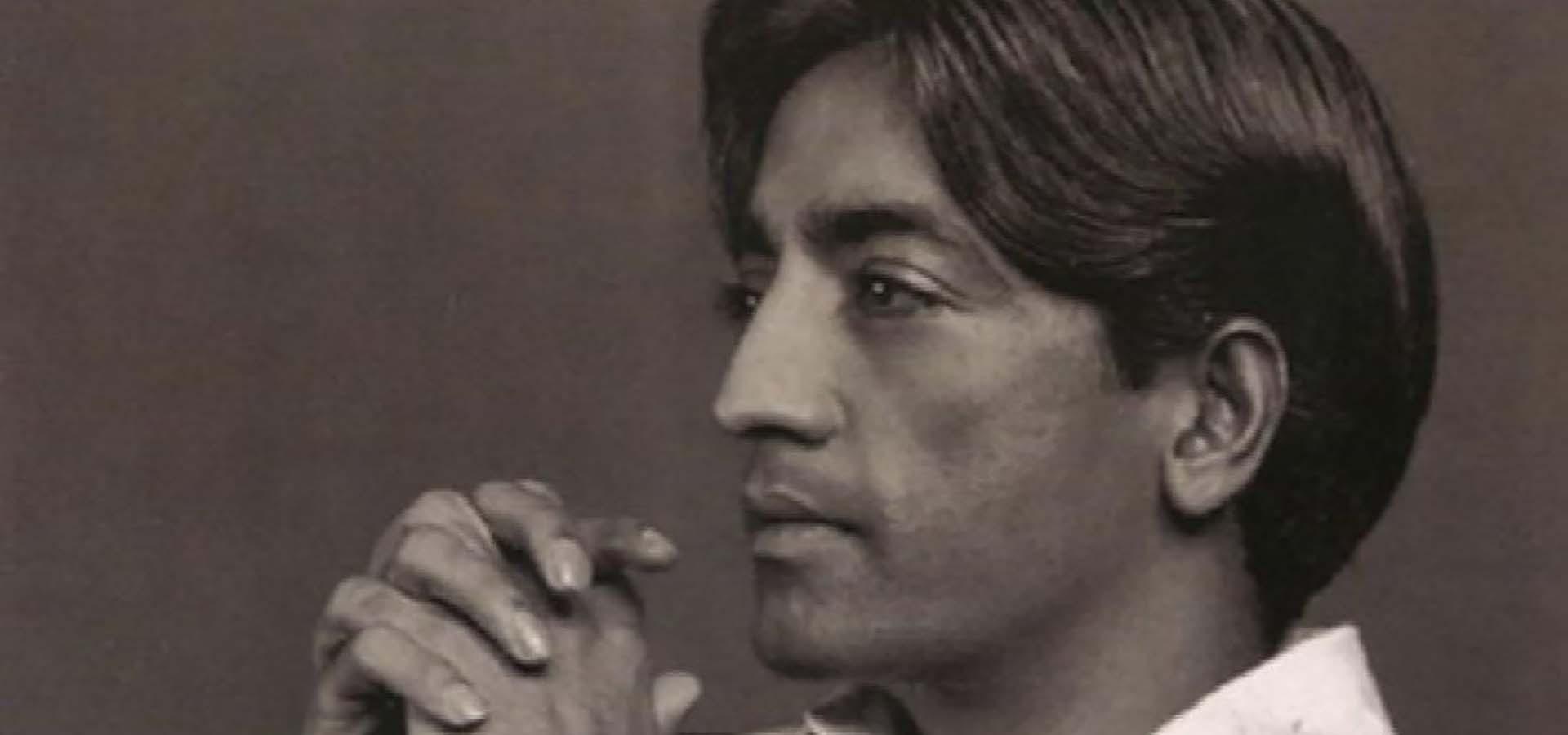 Jiddu Krishnamurti - Αυτό το Φως Μέσα μας
