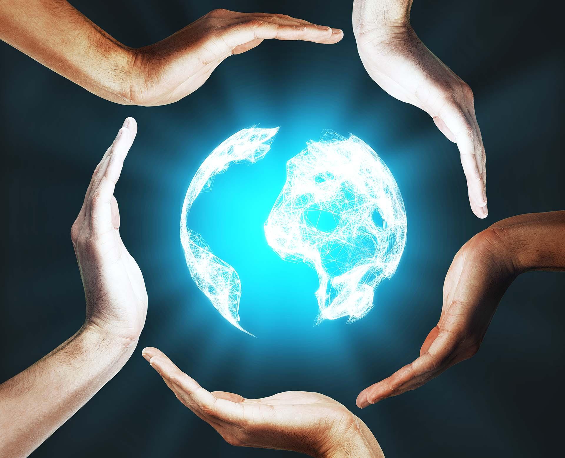 Ο ήχος της ψυχής και ο Νέος Όμιλος Εξυπηρετητών του Κόσμου